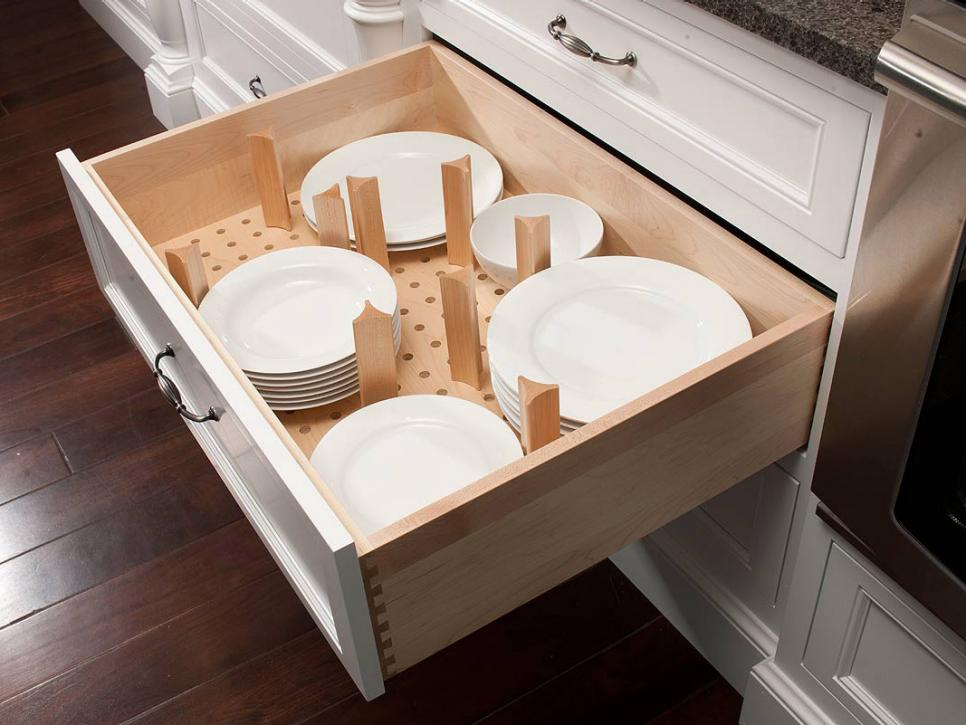 Kitchen design ideas for creative storage solutions for Kitchen countertop storage solutions