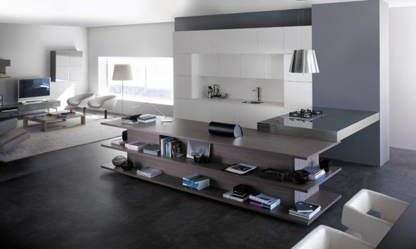 kitchen-design-integrated-with-living-space
