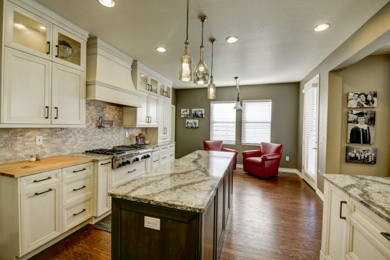 Kitchen Design Muted Colors