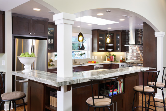 Blog kitchen cabinet installation and replacement for New york style kitchen design