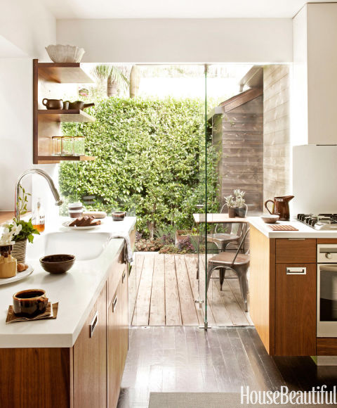 small-kitchen-design-glass-natural-light