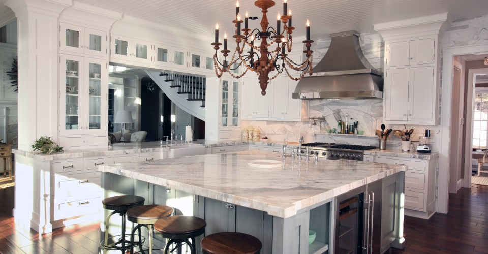 kitchen-design-marble-countertops