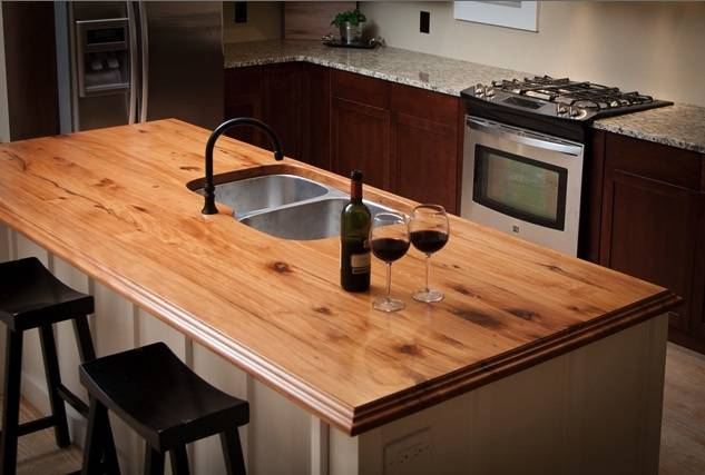 Kitchen Design Salvaged Wood