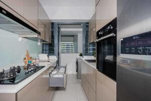 Blum kitchen Installer