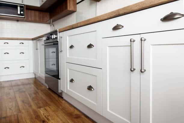 DIY Cabinet Repaint