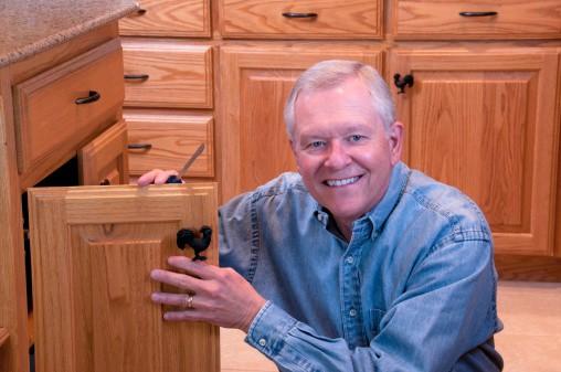 Easy Cabinet Repairs