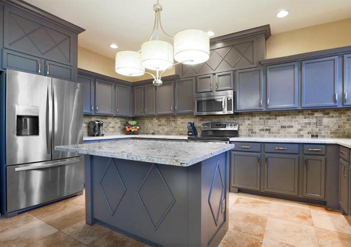 best kitchen cabinet refinishing
