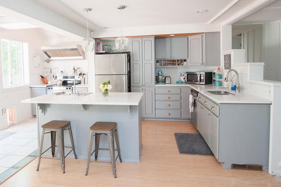 Paint Kitchen Cabinet